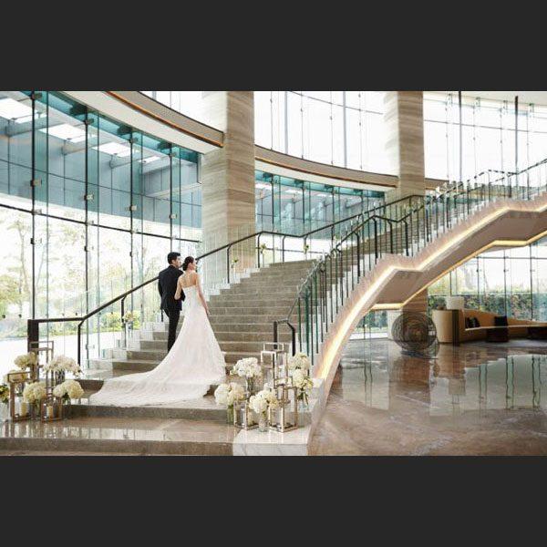 Wedding at JW Marriott Shenzhen Baoan
