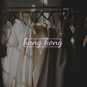 Wedding Gown in Hong Kong