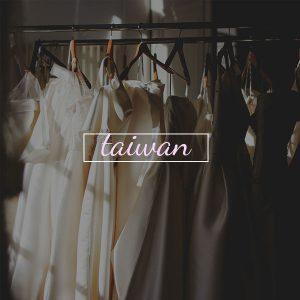Wedding Gown in Taiwan