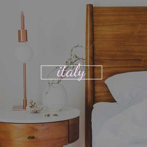 Hotels / Accommodations in Italy