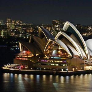 Venues in Australia