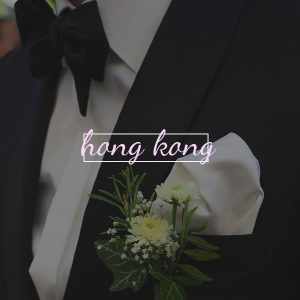 Wedding Suits in Hong Kong