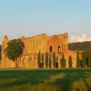 Wedding Venue in Tuscay Abbey of San Galgano