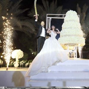 Ahlam Events - Wedding Planner in Dubai