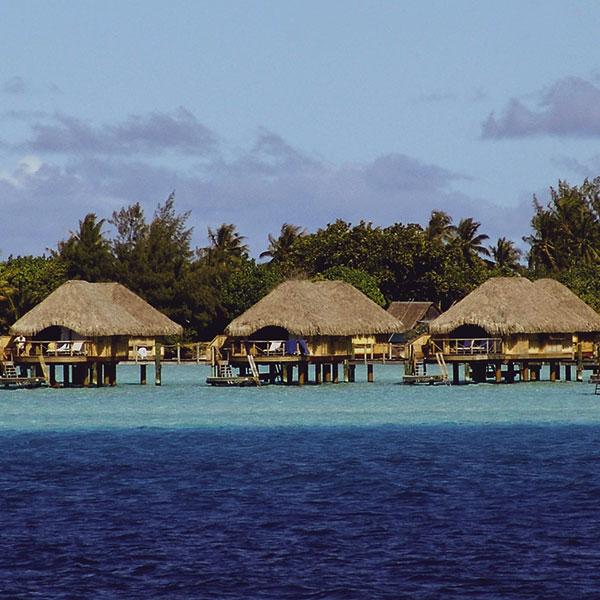 Wedding in Bora Bora Tahiti